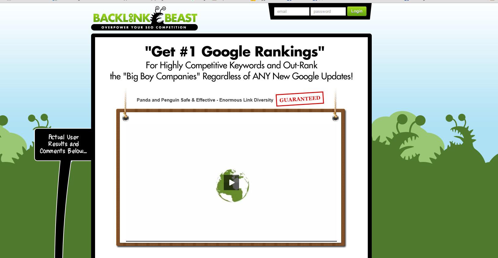 Best SEO softwere for SEO expert Backlink beast