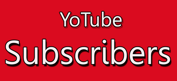 Get you 50 Youtube Subscribers