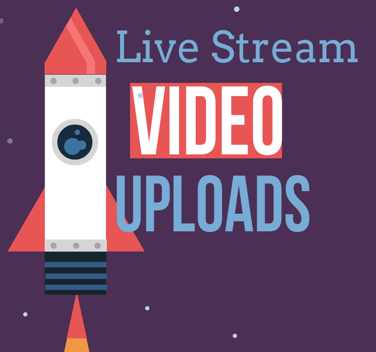Live Stream - Upload to Youtube Live - Wirecast