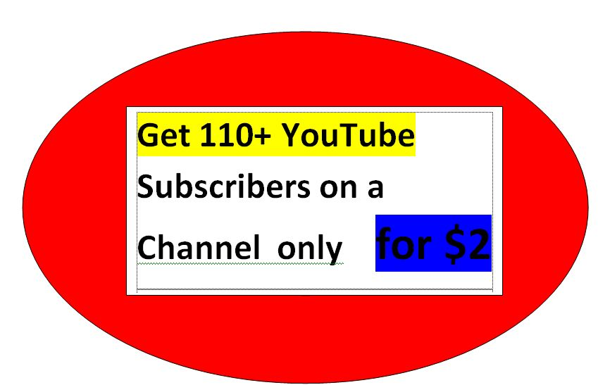 150+ customs  youtube subscriber