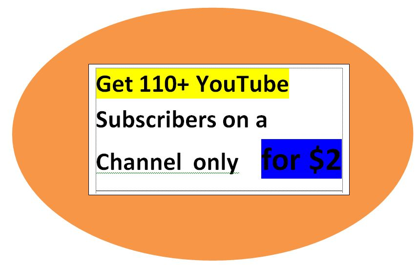 110+ customs  youtube subscriber