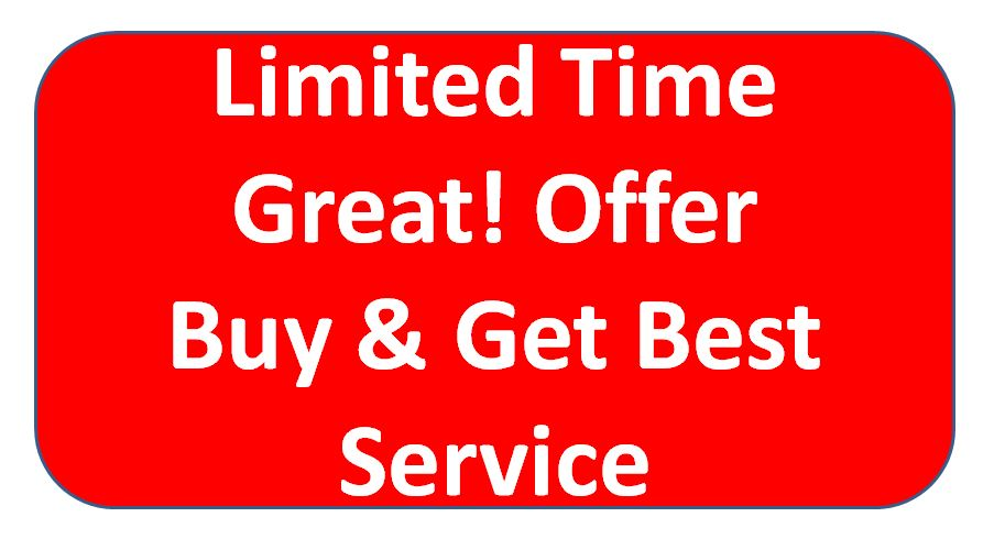 Get Super offer for 7 Days 100 Subscribers or 500 Likes with 24 Hours Delivery