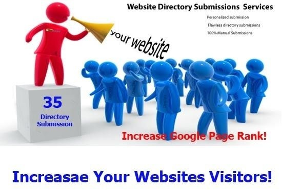 I will do 50 High Quality Directory SEO Backlinks For Your Website 2021 Updated