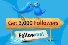 Get 3000+ Splitable HQ Twitter followrs Cheap