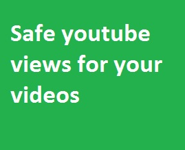 Fast 3000+  youtube safe  views