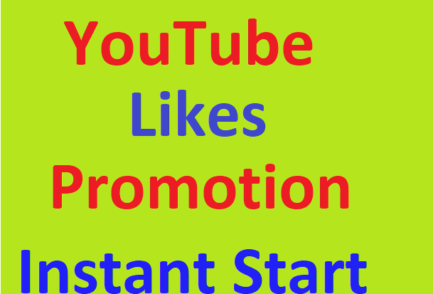 Video Promotion Likes Via Real World Wide User