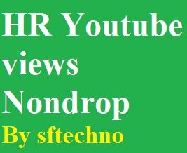 Good retention 2000+ youtube promotion  no guarantee