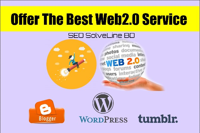 I will do 10 Powerful Permanent Web2 Backlinks For You