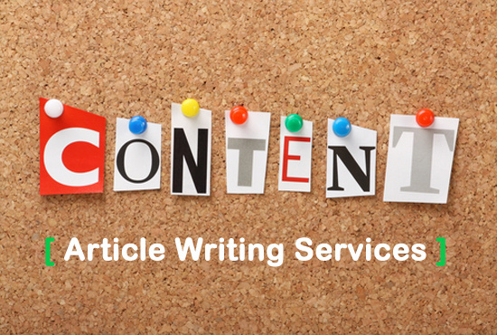 writes articles and blogs
