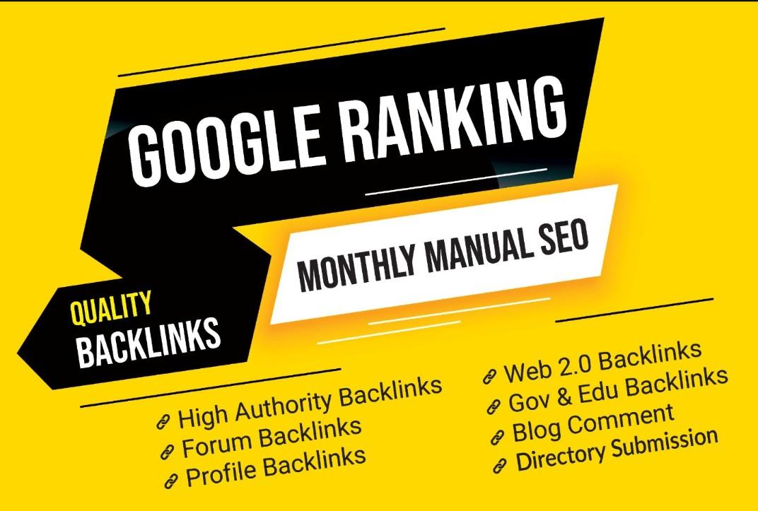 Monthly Casino,Poker,Gambling Website SEO Google Ranking
