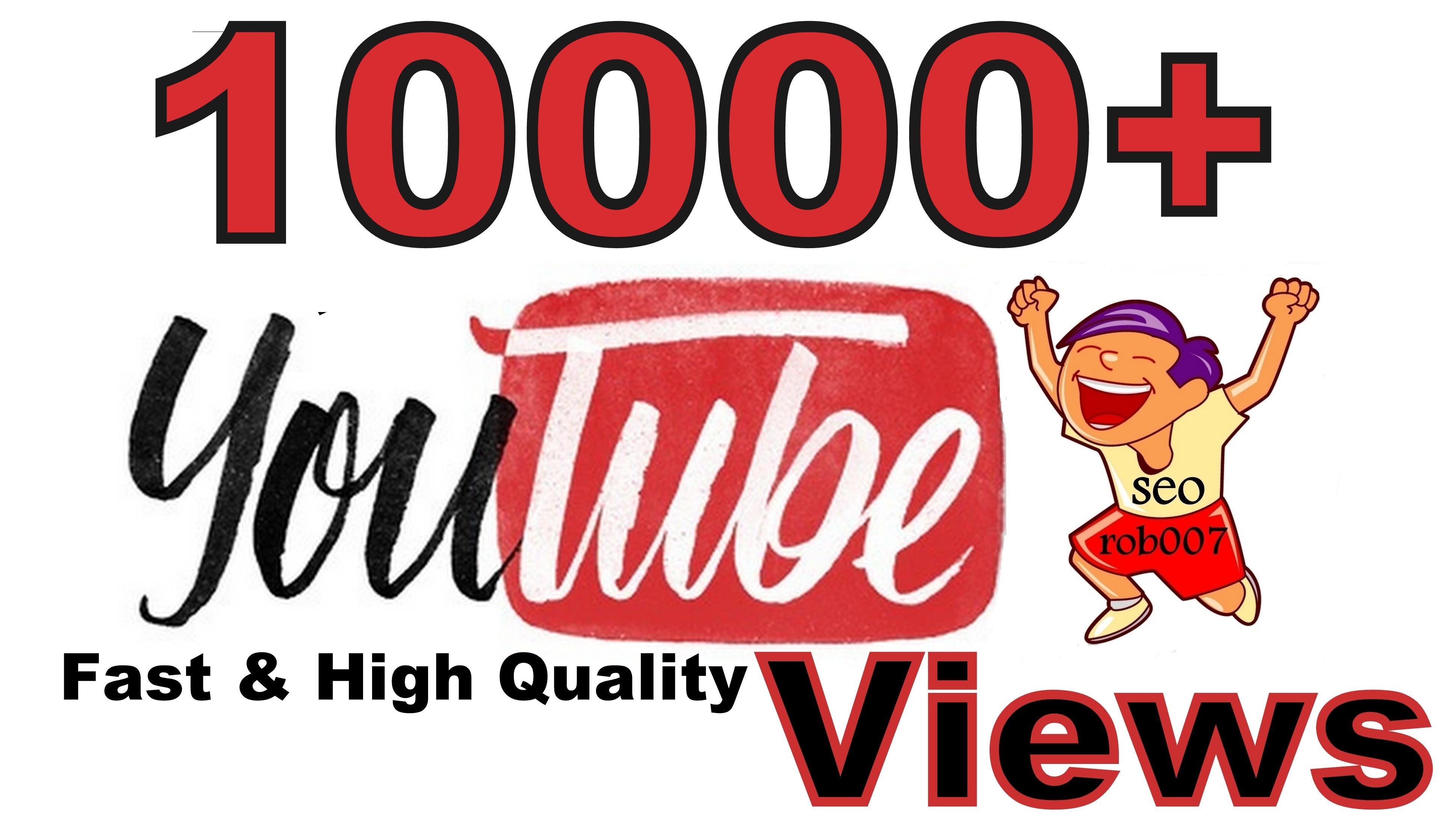 Safe 10000+ Y0uTube Video VlEWS Super Fast Promotion in 24-48 Hours