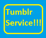 125+ Tumblr Follower or Like or Reblog for your profile or post
