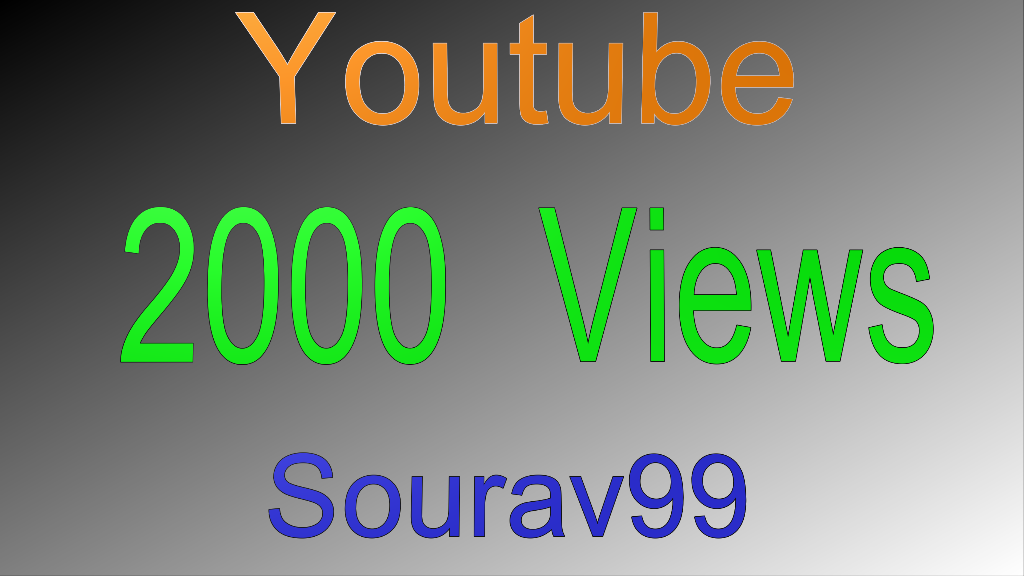 1000 High Retention Views Instant Start