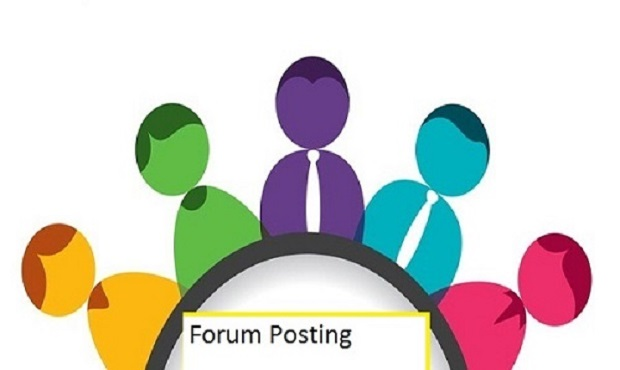 Forum posting Is the 40 to get 100 Organic Traffic on you blog or web site.