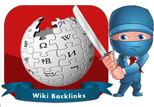 I will create manually 10 high quality and high pr wiki backlinks