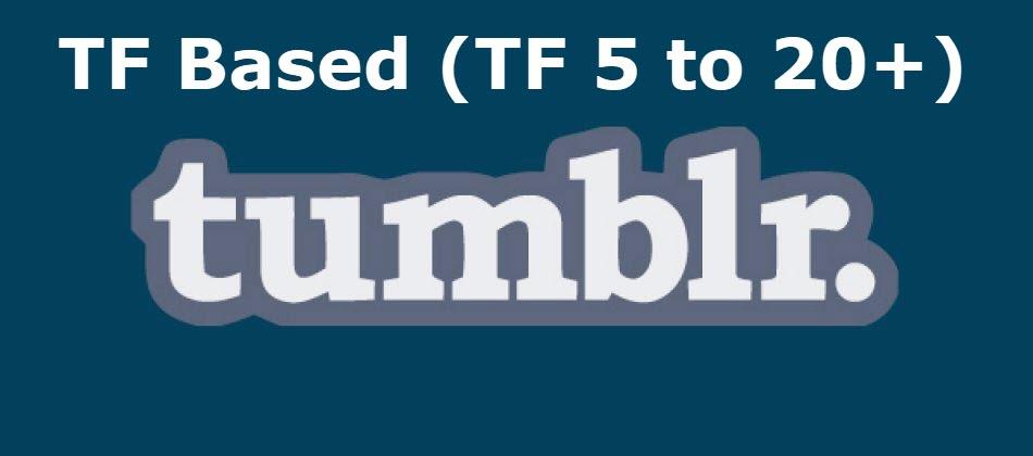 TF Based Expired Tumblr Blogs