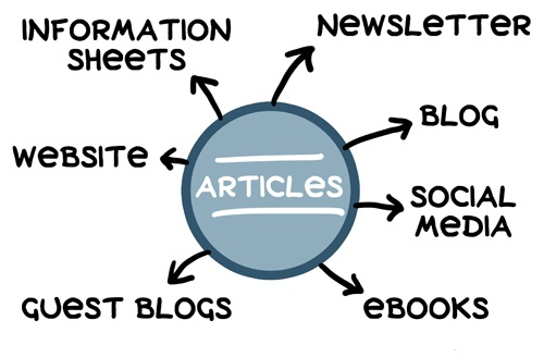 Premium & Unique 500 Words Articles for your Website and Blog