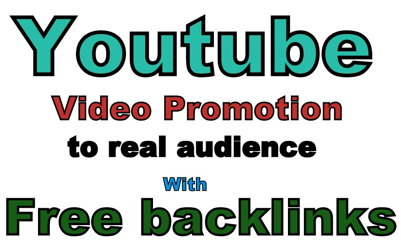 Youtube Real Video Promotion Best Marketing