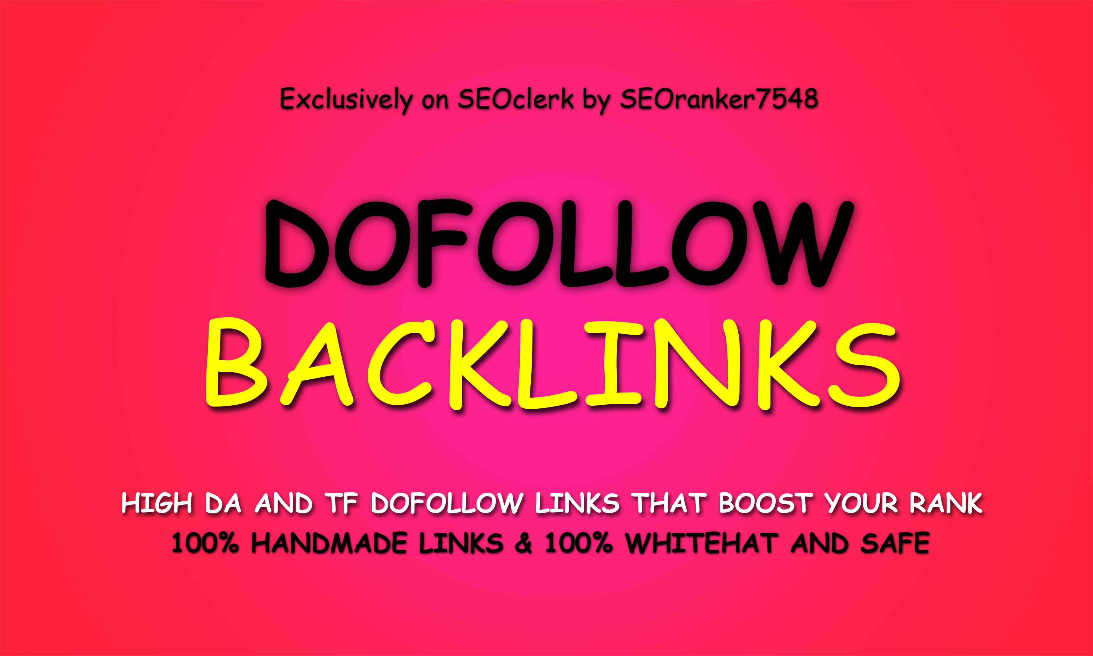 55 Authority Dofollow SEO Backlinks
