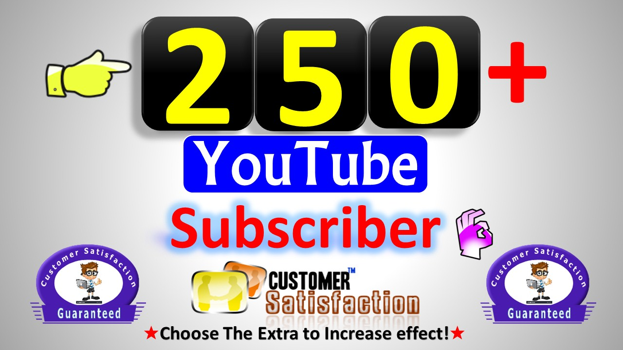Instant 300+ Sub-scriber, Real Active user non drop