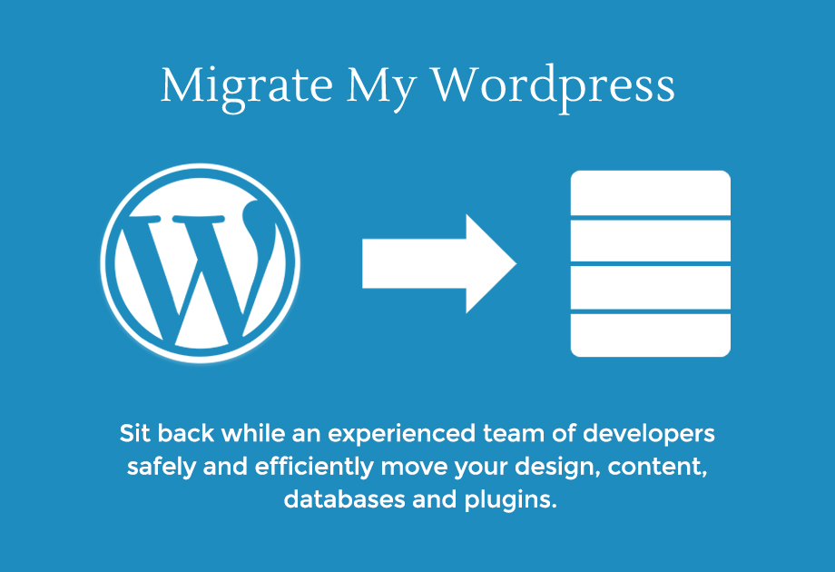 Migrate a WordPress site to a new server or domain WordPress Migration