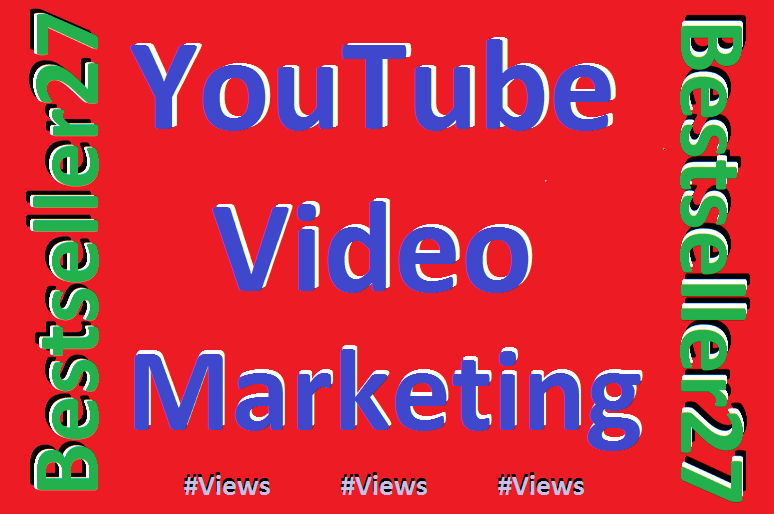 YouTube Video Marketing Promotion Social Midea