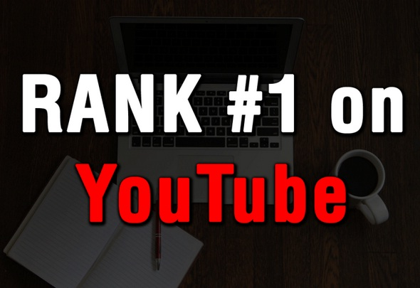 YOUTUBE SEO RANKING - RANK YOUR VIDEO TO PAGE 1 YOUTUBE - NOBODY RANKS BETTER