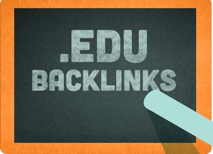 100 EDU Backlinks for your website