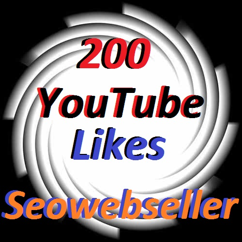 200 Real YouTube Likes Or 20 YouTube Custom Comments In Your Video