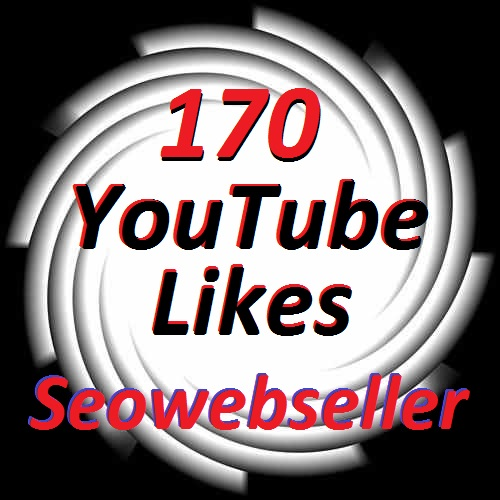 170 Real YouTube Likes Or 20 YouTube Custom Comments In Your Video