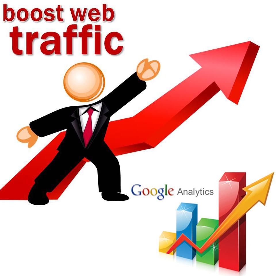 Send 100,000+ Human Traffic by Google Youtube Twitter.