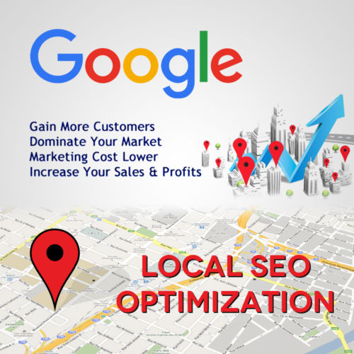 Optimize Google Place Listing with 135 Maps Citation,  Google Rank,  SEO