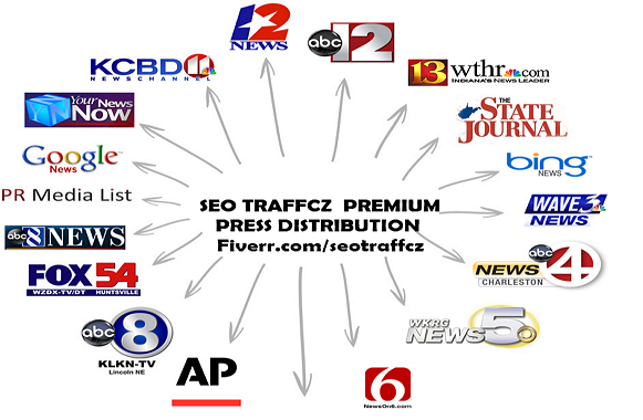 I Will Publish Your Written Press Release To Top 20 PR Distribution Networks