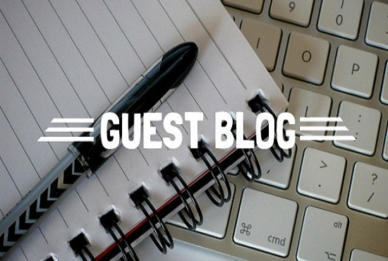 Guest Post on high quality blog