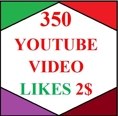 350+ High quality youtube  likes