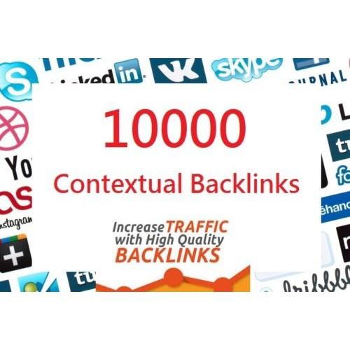 10,000 Backlinks For Your Website