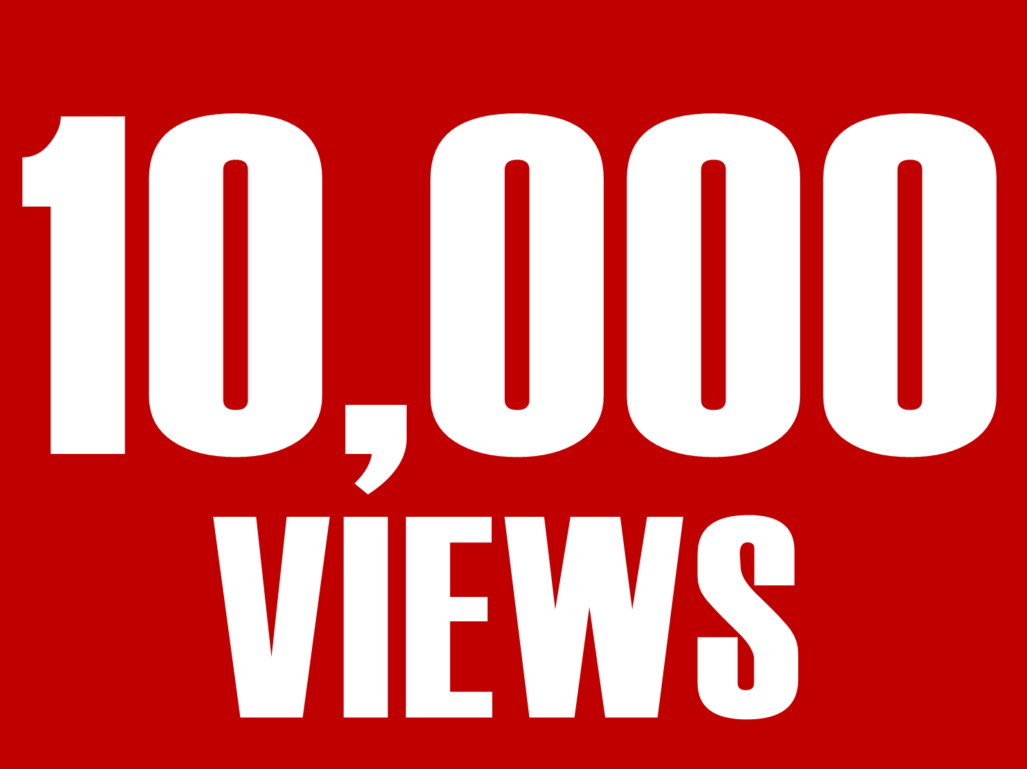 Super Fast 10k+to 50k+ Views 90-100% high retention during updating period start 12 to 24 hours
