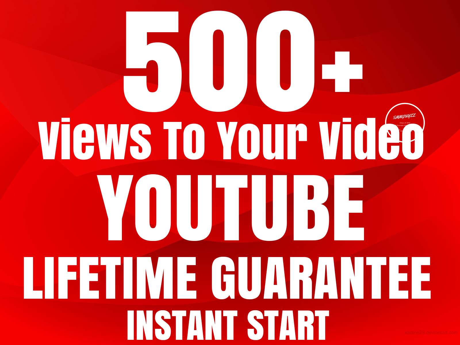 NON DROP YouTube Video Instant Promotion