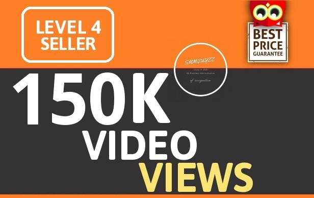 SUPER INSTANT 150000+ HQ WorldWide VIEWS FOR SOCIAL MEDIA POST