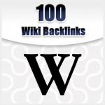 100 Wikipedia Backlinks - HQ - Dominate Google