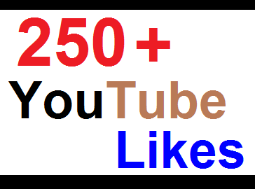 REAL 200+ YouTube Likes / 12-24 hours