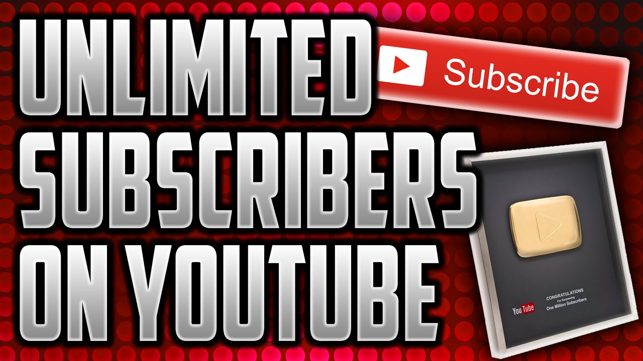 UNLIMITED Real YouTube Subscribers - Professional Channel Promotion - Limited Offer