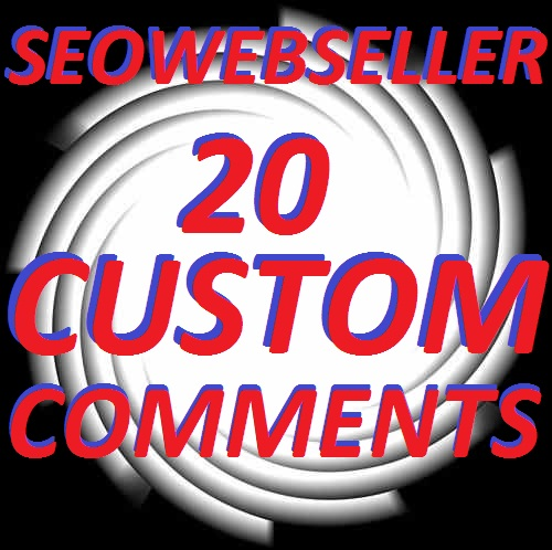 20 YouTube Video Custom Comments In 30 Minute