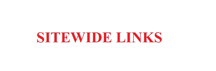 Elevate Your Ranking to 1st on GOOGLE With Sitewide Links From upto 60DA Sites