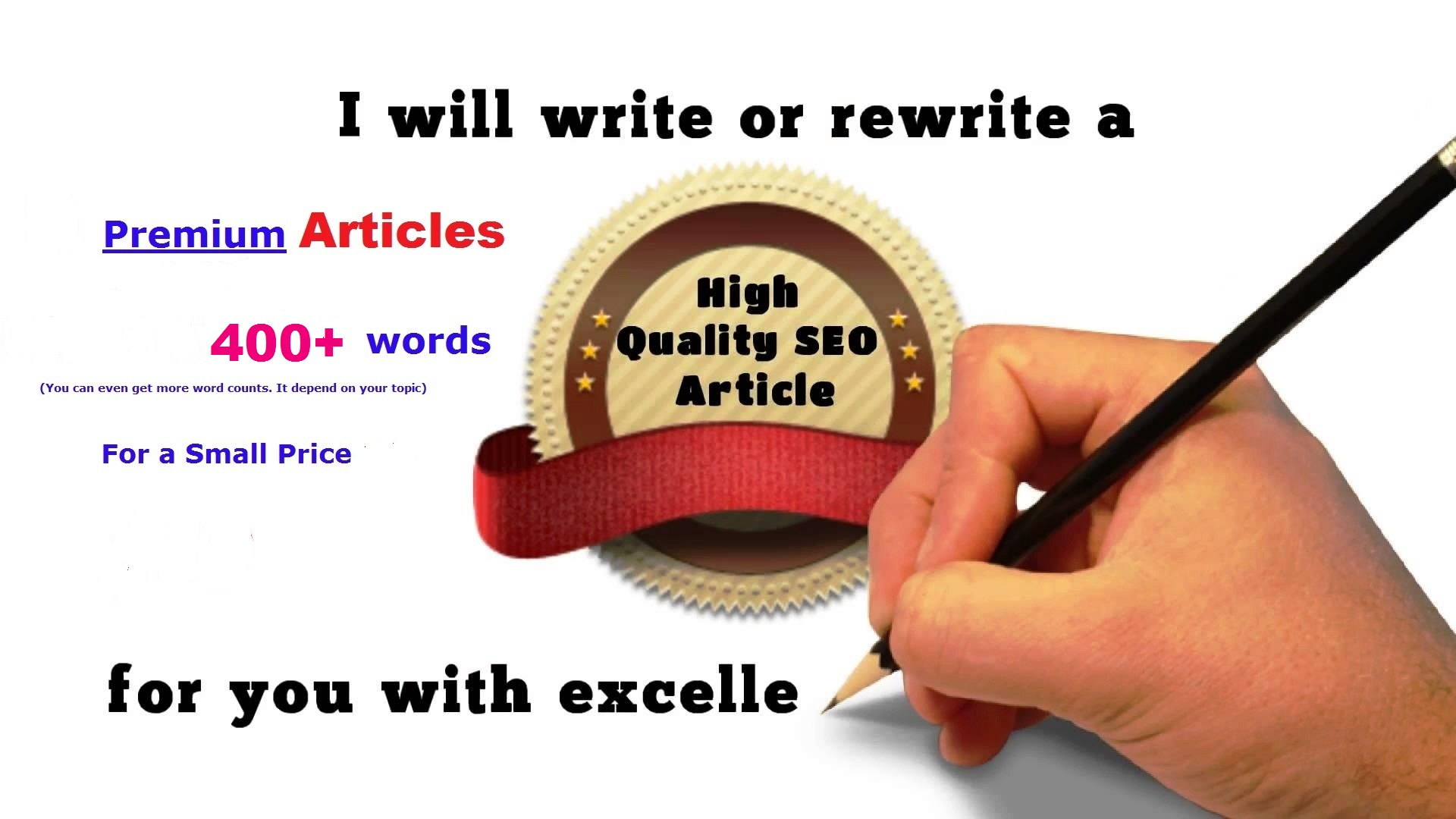 Cheap QUALITY Article -Write For You 400 - 500 Words Fresh and Original Article On Personal Development or Traveling - Best QUALITY Hurry Now