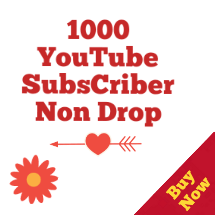 1000+Youtube Subs'cibe Only 24-96 Hours Delivery and Safe Channel  Super fast Complete