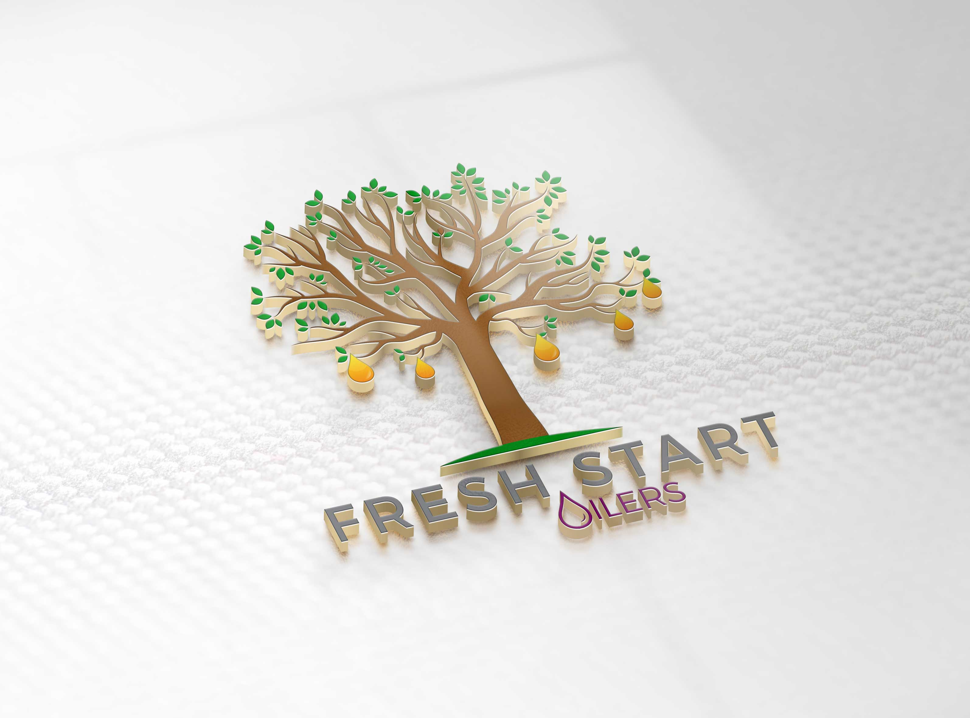 3 creative logo design for you in just 24 hours