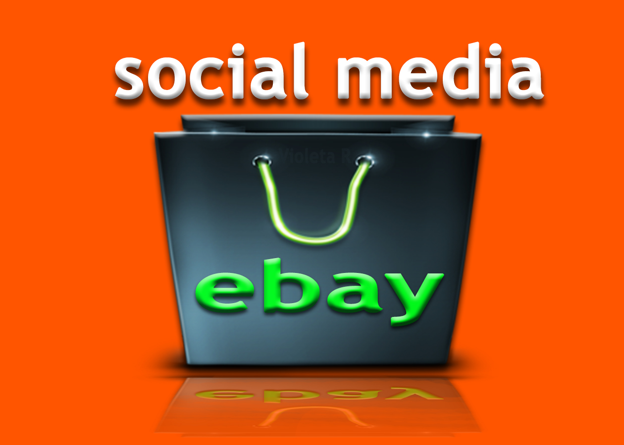 promote your eBay product on social media