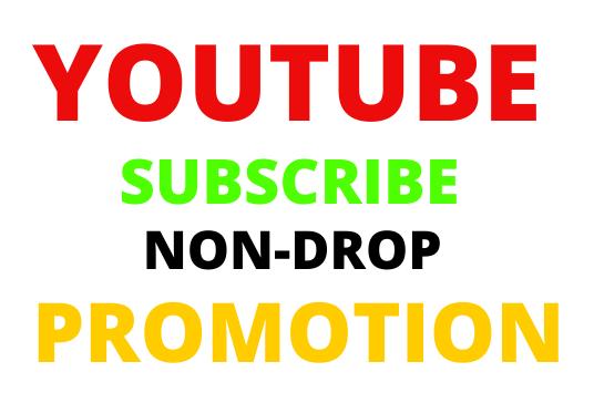 Guaranteed Manual Instant Start YouTube Social Media Marketing Promotion