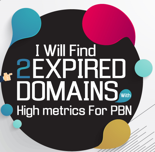 Research and Find 2 High Metrics Expired DOMAINS